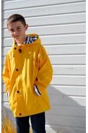 Ciré jaune Enfant Breizh Océan