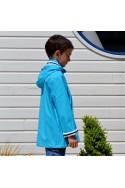 Ciré Marin Enfant Sable et Mer turquoise