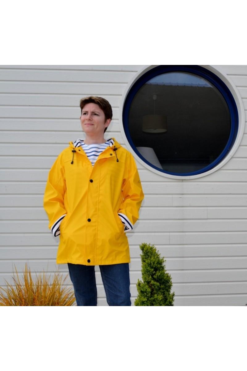 Ciré  jaune Breizh Océan adulte